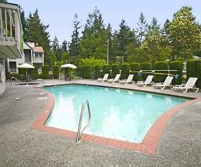 Pool, Edmonds Highlands