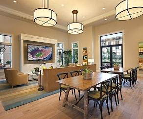Dining Room, Crescent Village