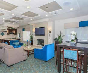 Living Room, Seacrest Apartment Homes