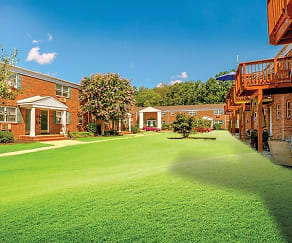 Building, Wanamassa Gardens