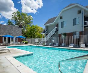 Pool, Windgate