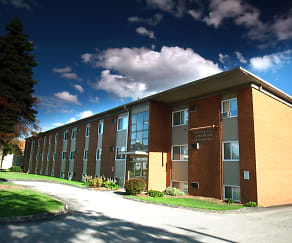 Building, Bella Dora University of Akron Apartments