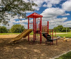 Playground, Maple Ridge Apartments