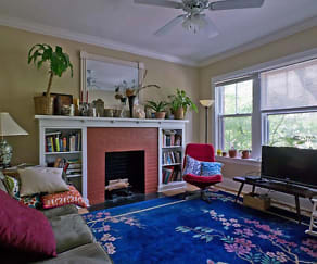 Living Room, 1243 Judson