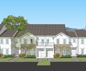 Rendering, Willows at Annandale Village
