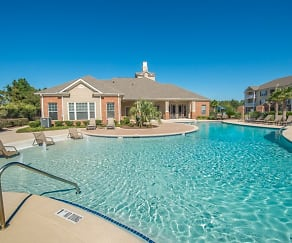 Pool, Odyssey Lake