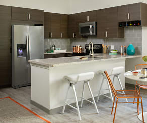 Kitchen, Griffis 3100 Pearl