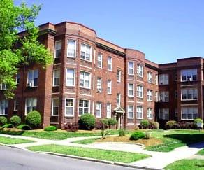 Building, The Broadmoor