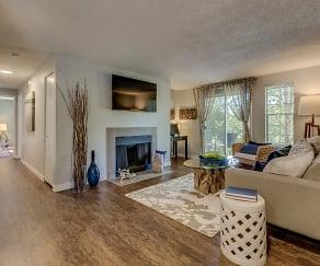 Modern Apartments, Cedar Crest