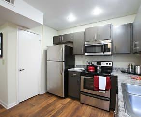 Kitchen, Northshore Village Apartments