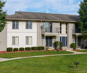 Building, Bridgewood Apartments