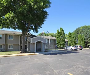 Building, Lake City Apartments