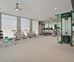 Fitness Weight Room, Eden