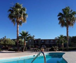 Pool, Mountain Village