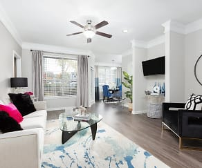 Living Room, Parc at 980