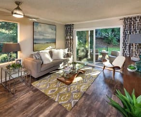 Living Room, Vue Kirkland