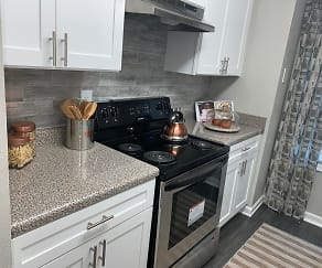 Kitchen, Elite at City View
