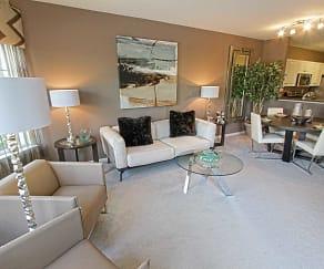 Living Room, Highlands at Westwood