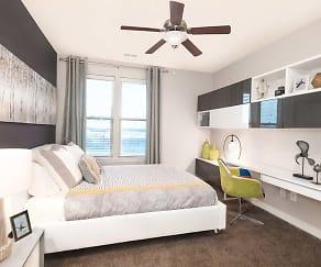 The Flats at Neabsco Bedroom, The Flats at Neabsco