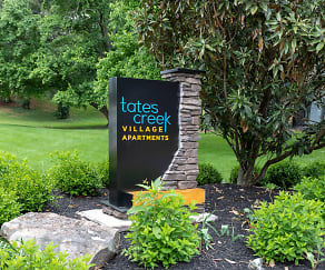 Community Signage, Tates Creek Village