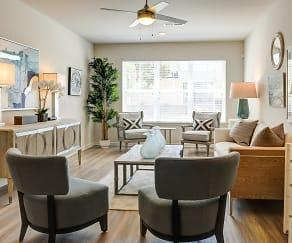 Living Room, Station at Savannah Quarters