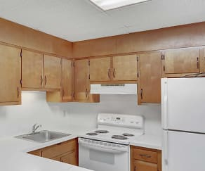 Kitchen, Orange Development, Inc.