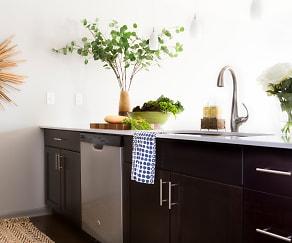 Kitchen, Mallard Bay