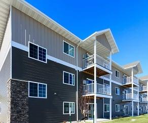 Building, Westdale Apartments