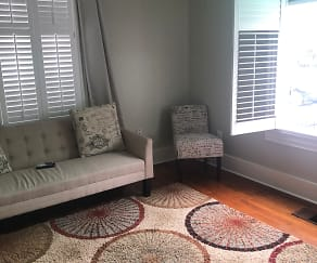 Living Room, 1201 25th St