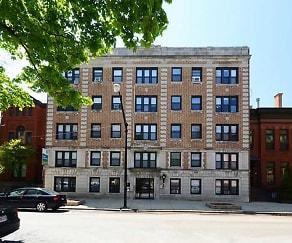Building, 2244 N. Cleveland