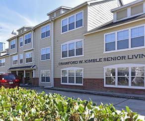 Building, Kimble Senior Housing