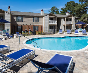 Pool, Ashford Place Apartment Homes