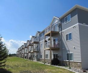 Building, Timber Ridge Apartments