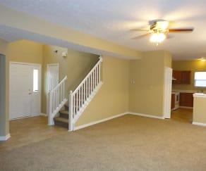 Living Room, 3528 Fredricksburg Drive
