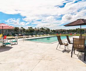 Pool, Shadowwood Park