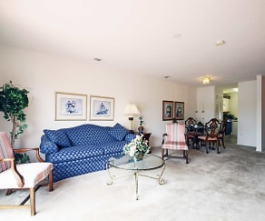 Living Room, Carlton Arms of Ocala