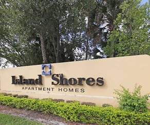 Community Signage, Island Shores/Waterway Village