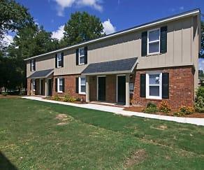 Building, Wheeler Woods Apartments