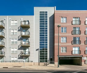 Near University of Colorado Denver at Ballpark Lofts Apartments, Denver, CO,80205, Ballpark Lofts Apartments