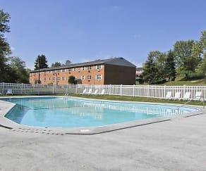 Pool, Presidential Arms