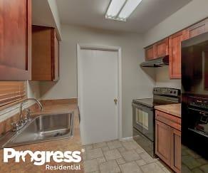Kitchen, 1112 Little Spring Hill Dr