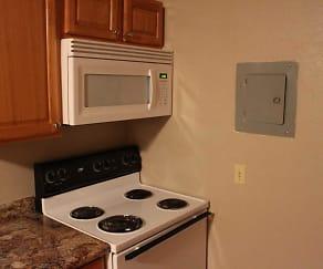 Kitchen, Brooklyn Heights Apartments