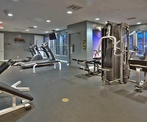 Fitness Weight Room, Tivoli