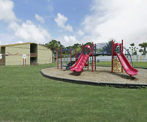 Playground, Emerald Place