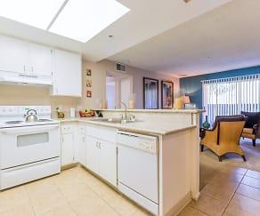 Kitchen, Maple Hill Village