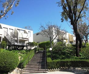Building, Westwood Village