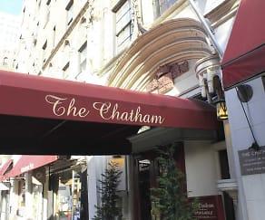Community Signage, The Chatham