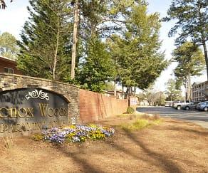 Community Signage, Lenox Woods