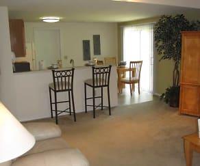 Apartment Interior, Harbor Ridge At Landen