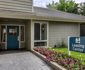 Leasing Office Entrance, The Ranch at Bear Creek
